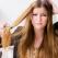 5 greșeli care pot provoca pierderea părului