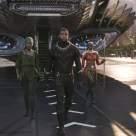 """Razbunatorii au un nou rege: """"Black Panther"""""""