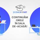 4 ONG-uri se unesc și dezvoltă în 5 zile o platformă de suport tehnic și educațional pentru profesorii din România
