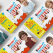 Kinder a ales cei 8 ambasadori ai năzdrăvăniei din România pentru ambalajele de Kinder Chocolate