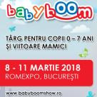 Primul eveniment pentru parinti si copii al anului: Baby Boom Show, 8 – 11 martie, la ROMEXPO