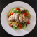 Salata verde cu piept de pui