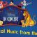 Disney in Concert - spectacol cu momente muzicale, coregrafii și proiecții uimitoare