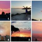 Testul APUSULUI: Alege o imagine și află mesajul inimii tale