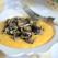 Ciuperci delicioase cu usturoi si patrunjel