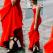 Cum porți rochiile de seară în tonuri intense pentru o ținută echilibrată