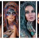 Machiajul de film, arta care spune povești: 26 de transformări incredibile, create cu ajutorul make-up-ului profesionist