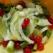 Salata de castraveti cu strugurei