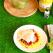 Un pranz de vara: Oua ochiuri cu legume si mamaliguta