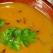 Supa energizanta de iarna: supa de morcovi cu ghimbir