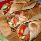 Lipii umplute cu carne de porc