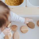 10 activitati Montessori pentru bebelusi