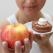 Tort de mere cu glazura