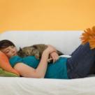Pisica - iti poate crea risc de avort spontan!
