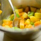Salata de pepene galben