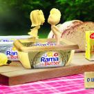 (P) Noua Rama mit Butter - legatura gustoasa dintre Rama si unt