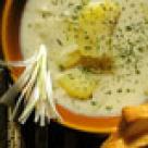 Supa de cartofi (de post)