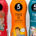 Prima linie de produse 5 to go destinate retailului este disponibilă în magazine