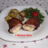 Cordon bleu din piept de pui si cartofi la tigaie