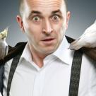 Fascinanta poveste a Magicianului Augustin: 'De la un joc de copii la un destin magic'