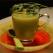 Supa-crema de dovlecei cu busuioc