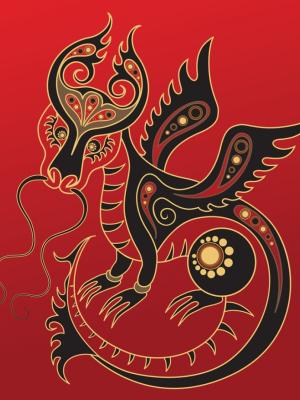 Dragonul (luna Aprilie)