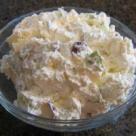 Salata de mere cu iaurt de soia