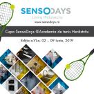 Cupa SensoDays la Tenis Club Herăstrău