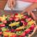 Pizza cu fructe, desertul verii 2015