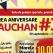 Auchan sărbătorește 14 ani de activitate pe piața locală