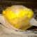 Chec de post cu crema de portocale
