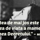 Mihai Matei, amintiri din vremea Decretului: Povestea de mai jos este povestea de viață a mamei mele
