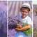 De veghe (sau de-a joaca) în lanul de lavandă: Fotografii adorabile cu pui de oameni fericiți