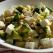 Salata cu avocado si telemea de vaca