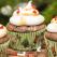 De incercat de Revelion; Chocolate cupcakes cu marshmallow frosting