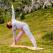6 pozitii de yoga care ne ajuta sa slabim