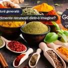 Test de cultura generala: Cate condimente recunosti dintr-o imagine?
