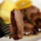Muschi de vita cu ciocolata picanta