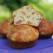 Muffins cu jambon si branza