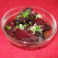 Salata din sfecla rosie coapta pe capac gratar