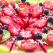 Reteta asta e raiul pe pamant: Pizza cu blat de pepene rosu si multe fructe