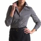 Moda la birou: 21 modele de camasi office si elegante