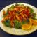 Salata thailandeza cu sos nam pla
