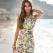 Tendinte primavara-vara 2013: 12 rochii in imprimeuri florale deosebite