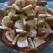 Salata Caprese pe pat de rucola