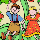Căpșunariul Copiilor - educație, ecologie și cultură