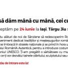 Descopera RomanIA Autentica la Iasi si Acasa la Brancusi!