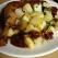 Pulpe de pui cu cartofi natur