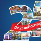 (P) Paralela 45: De 25 de ani facem diferenta in turism!