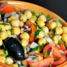 Salata de Naut - varianta de post